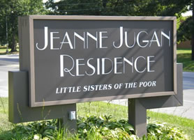 Jeanne Jugan Residence in Newark, DE
