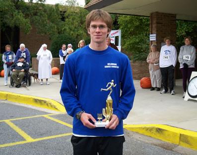 Nun Run 5K winners