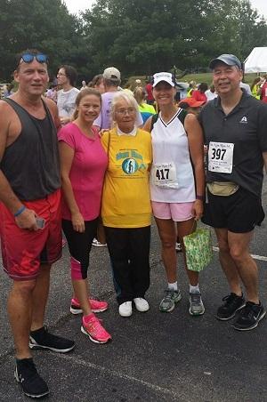 2015 Nun Run 5K