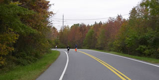 Nun Run course photo